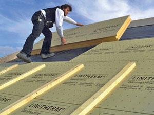 Tetőfelújítás poliuretán keményhabbal