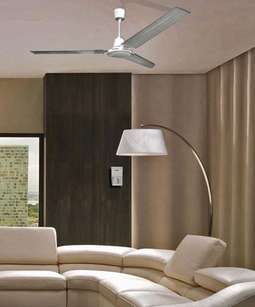 csatlakoztassa a mennyezeti ventilátor világító kapcsolóját