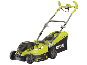 Ryobi® új hibrid kerti gépek