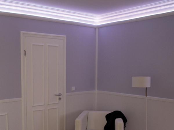 DECOSA: fényléc és kábelprofil