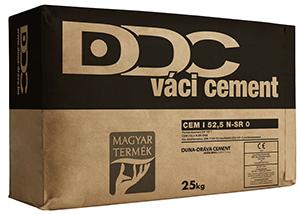 DDC szulfátálló cement