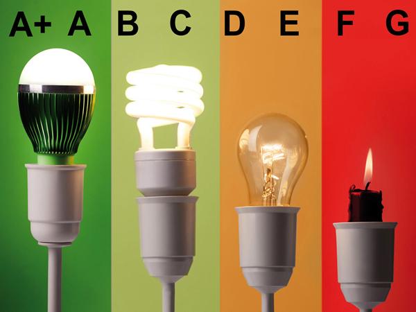 Energiatakarékos fényforrások kiválasztása