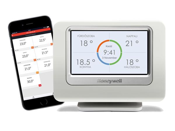 Energiahatékony fűtésszabályozás otthonra