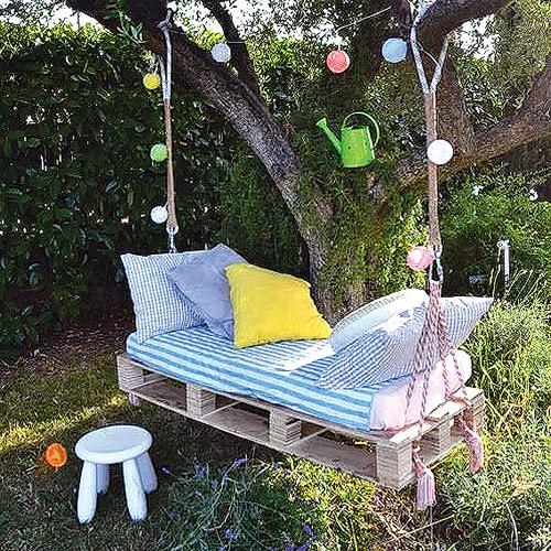 Képes kerti ötletek - Ezermester 2015/7