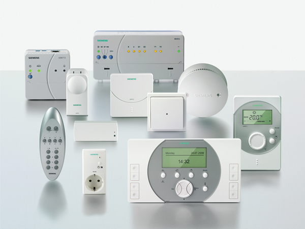 Siemens: Synco Living rendszer