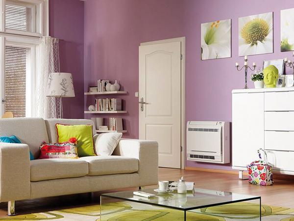 Fan-coil a lakásokban