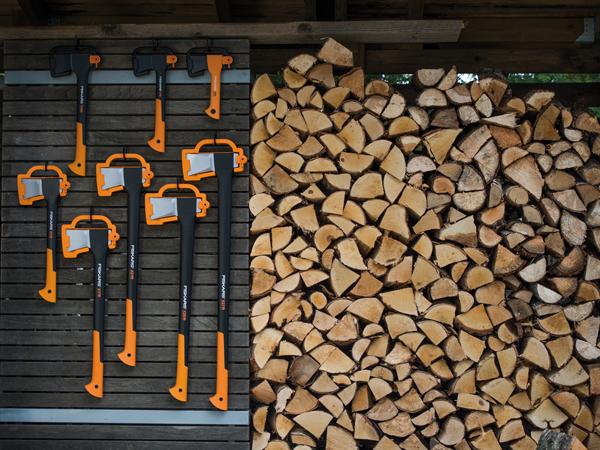 A tűzifaaprítás művészete