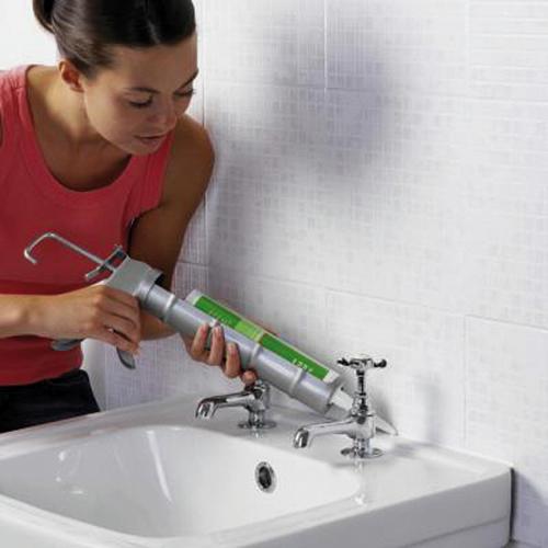 Fürdőszobai tömítések: vízszigetelés - Ezermester 2016/3