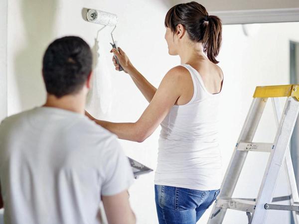 Belső festés és fal hibák javítása