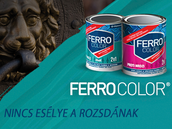 Chemolak Ferro Color