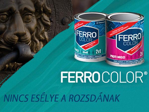 Chemolak Ferro Color