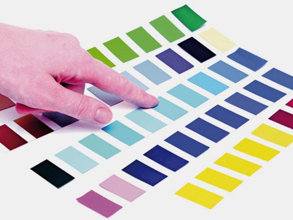 Falfestékek és színválasztás
