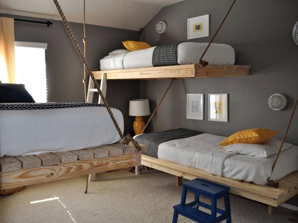 Függő ágyak