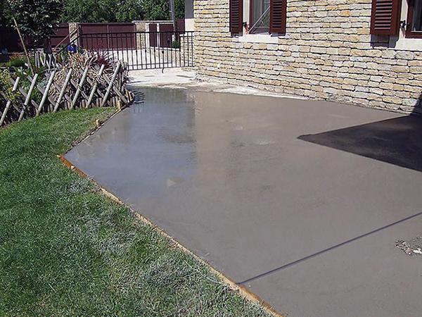 Dilatációs hibák beton burkolatoknál