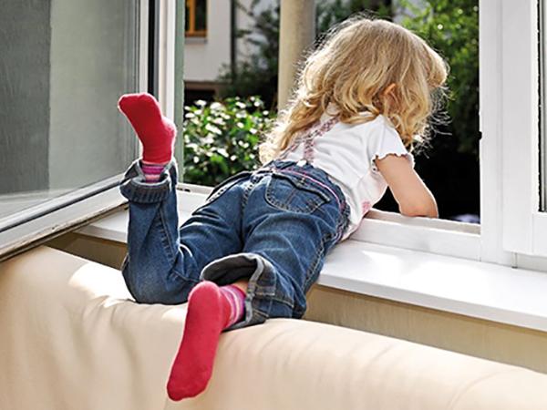 Kisgyerekek biztonságáért