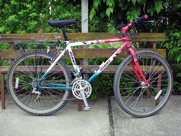 Egyedi kerékpárdíszítések