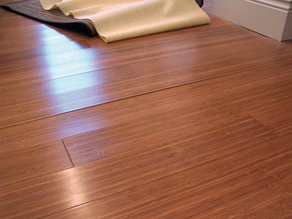 Felpúposodott laminált padló