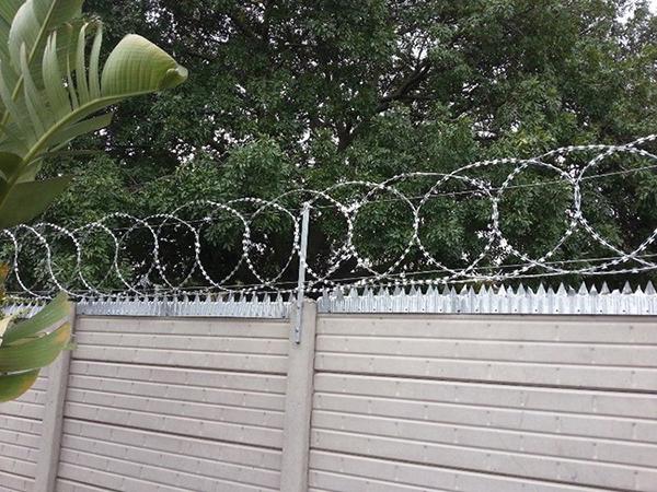 Mászhatatlan kerítés