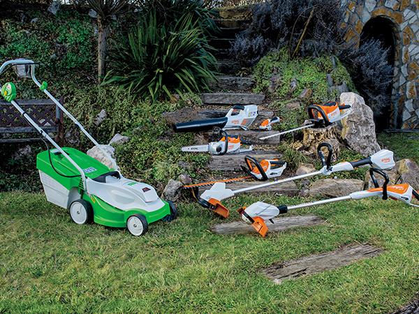 Kertápolás akkus gépekkel