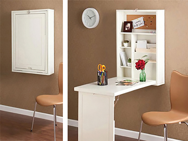 Összecsukható és helytakarékos bútorok