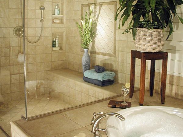 Növények a fürdőszobában