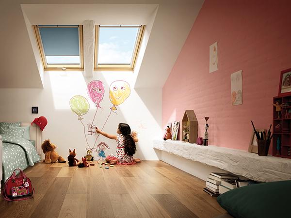 Új otthonunk, a tetőtér