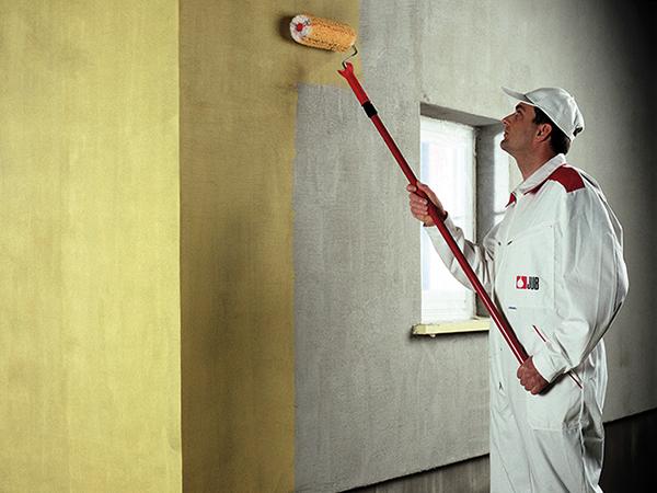 Homlokzat festése