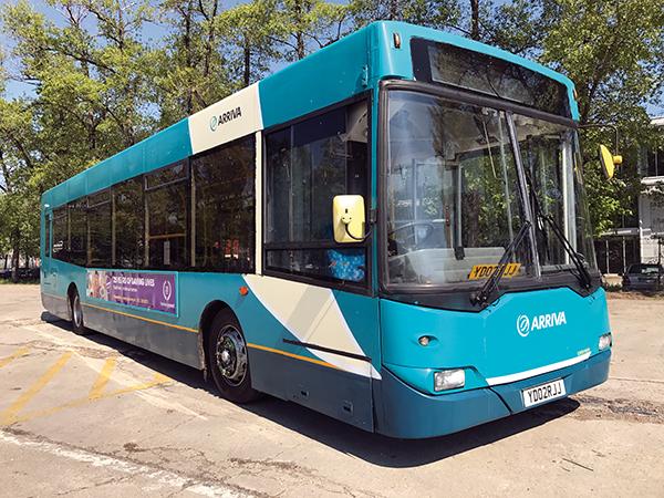 Hazatért az utolsó Ikarusz busz