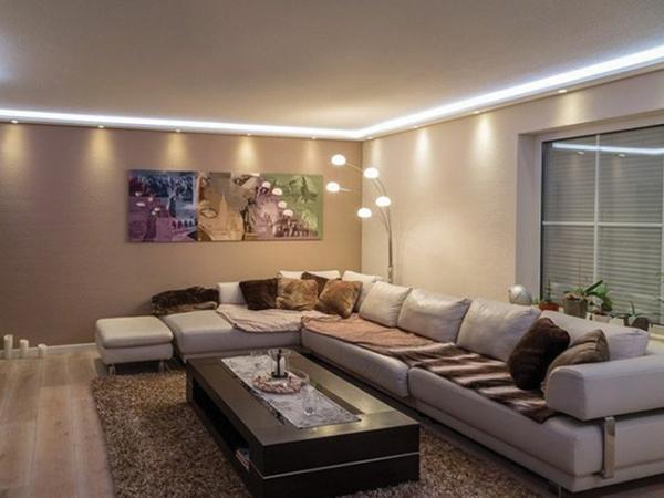 LED-szalag szerelése