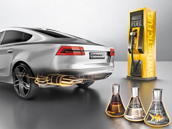 Szintetikus üzemanyagok