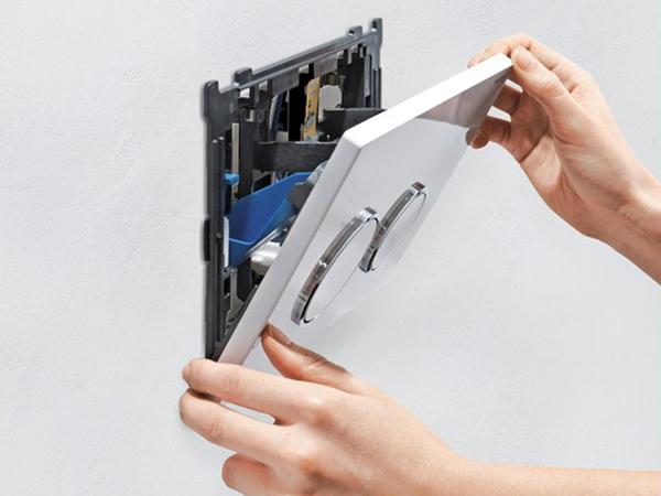 Belső és külső WC-tartályok javítása