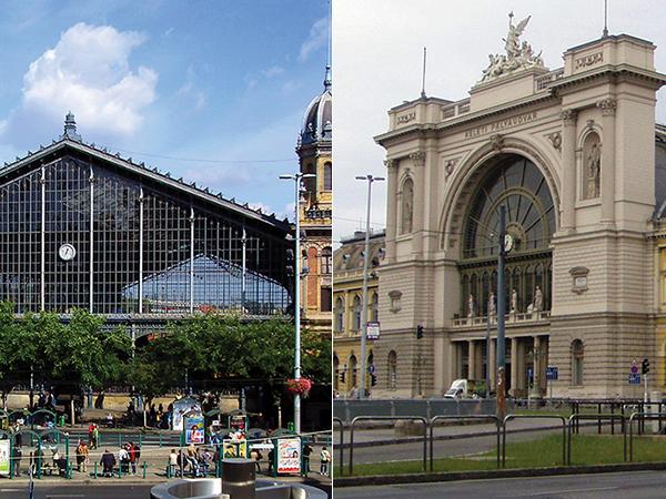 Előkészületek a történelmi múltú Nyugati és Keleti pályaudvar rekonstrukciójáért