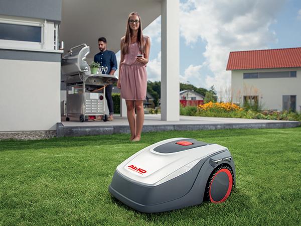Robotfűnyíró újdonságok