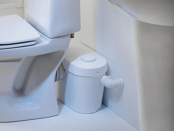 Darálós WC