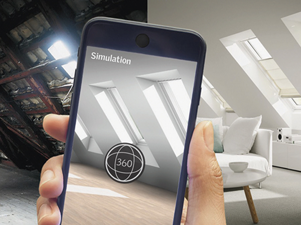 Virtuális valóság a tetőtérben