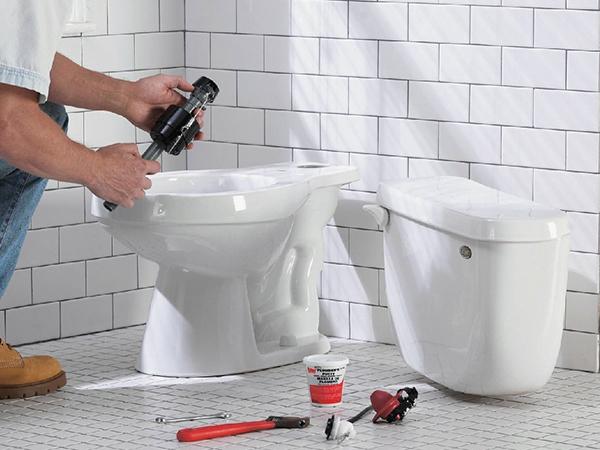 Külső WC tartályok cseréje
