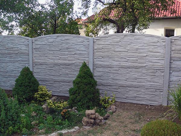 BetonX betonkerítések