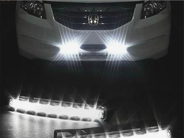 LED-et az autóba