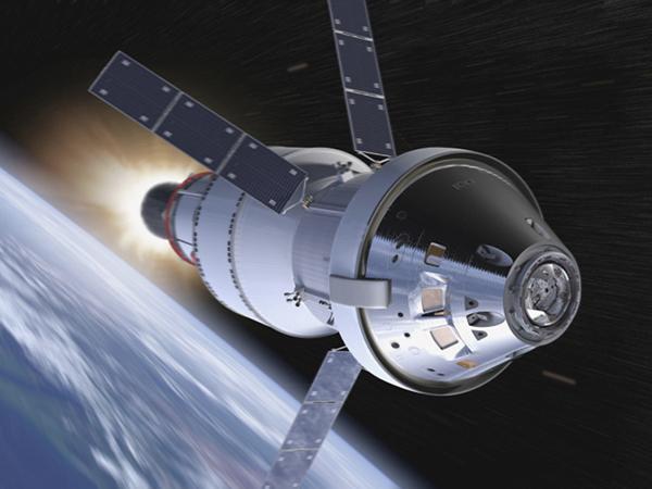 NASA új űrhajójának tesztprogramja
