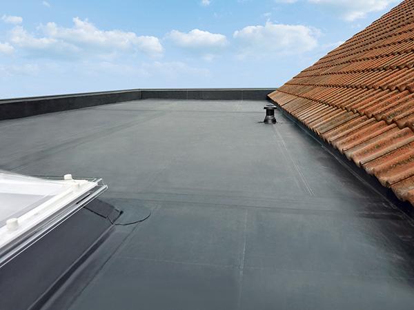 Tetőszigetelő rendszer: Firestone RubberCover™ EPDM