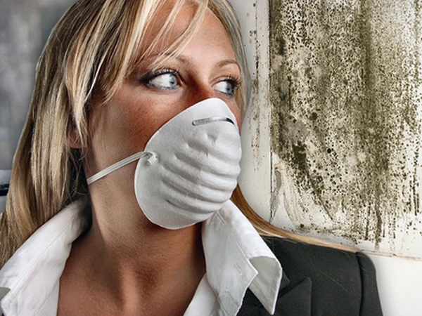 Légszennyezés beltérben
