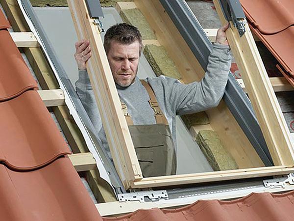 Tetőtéri ablak időtállóan