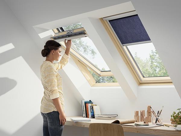 Energiahatékony VELUX tetőtéri ablakok megfizethető áron