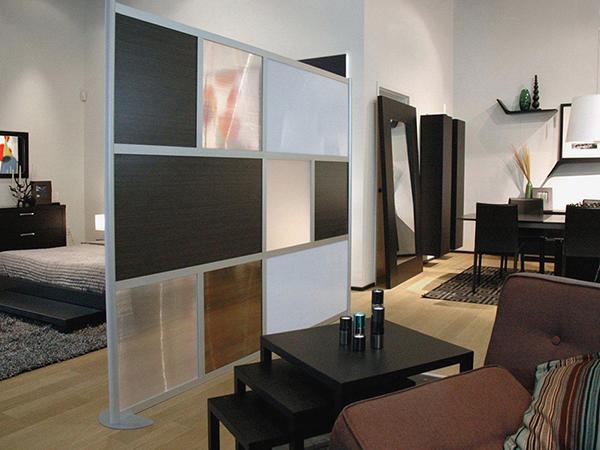 Üveg a lakásban