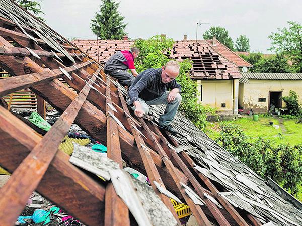 Őszi tetővédelem