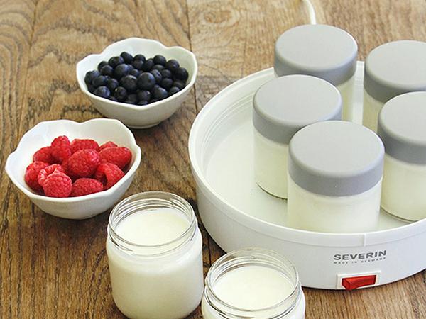 Joghurt, kefir házilag