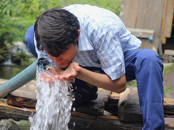Nanotechnológiás víztisztító
