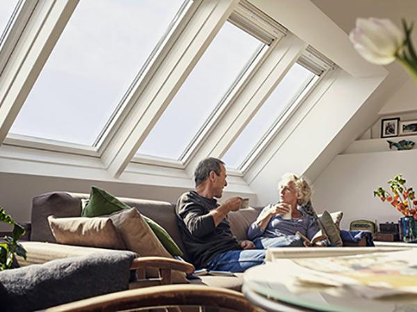 Növekvő tetőtéri ablakok