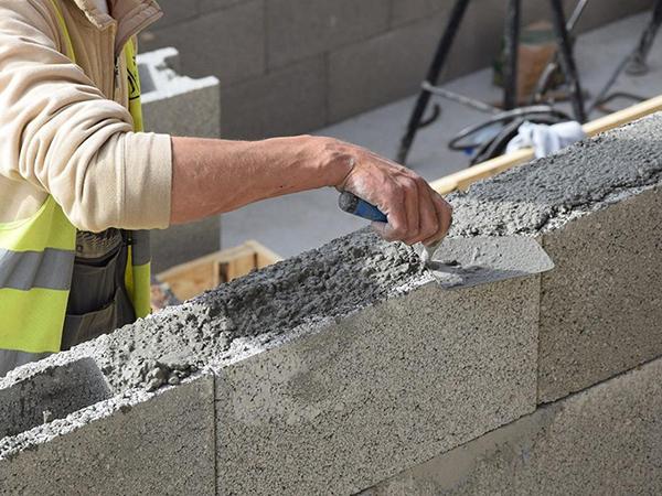 Ház körüli betonozás