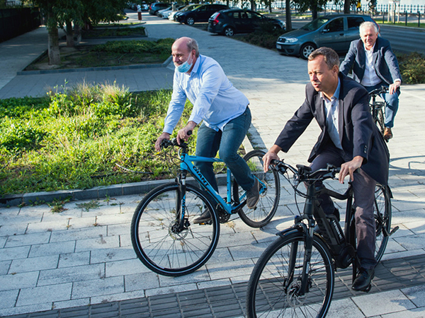 Elektromos kerékpár állami támogatással